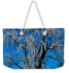 Natures Lace Weekender Tote Bag
