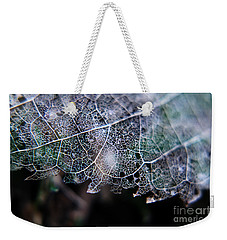 Nature's Lace Weekender Tote Bag