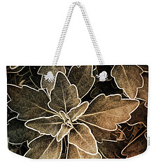 Natures Patterns Weekender Tote Bag