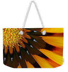 Nature's Pinwheel Weekender Tote Bag