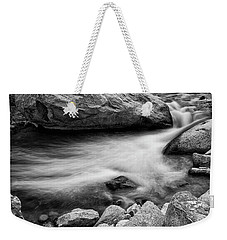 Weekender Tote Bag featuring the photograph Nature's Pool by James BO Insogna