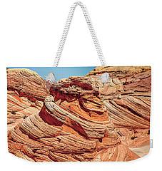 Natures Sculpture Weekender Tote Bag