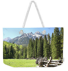 Nature's Song Weekender Tote Bag