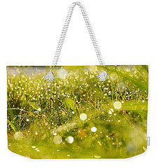 Nature's Sparkles Weekender Tote Bag