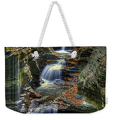 Nature's Tears Weekender Tote Bag
