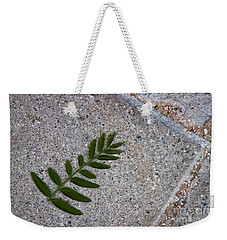 Nature's Trace Weekender Tote Bag