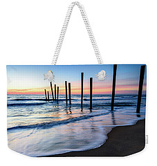 Nautical Morning Weekender Tote Bag