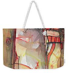 Nautical Mystery Weekender Tote Bag by Sandra Church
