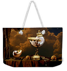 Nautilus Cups Weekender Tote Bag