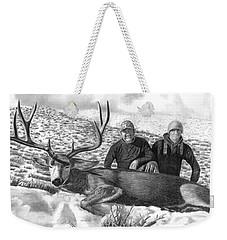Navada Hunt 2015 Weekender Tote Bag by Peter Piatt