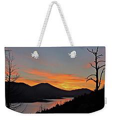 Navaho Lake Weekender Tote Bag