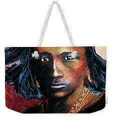 Navajo Weekender Tote Bag