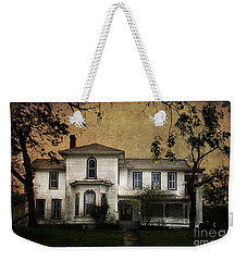 Weekender Tote Bag featuring the photograph Navasota 1 by Elena Nosyreva
