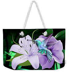Navigation Humming Bird Weekender Tote Bag