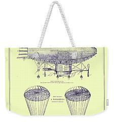 Navire Aerien Weekender Tote Bag