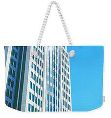 Nbc Tower Weekender Tote Bag