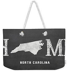 Nc Home Weekender Tote Bag by Nancy Ingersoll