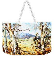 Near Avoca Weekender Tote Bag