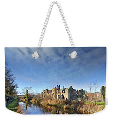 Neath Abbey 1 Weekender Tote Bag