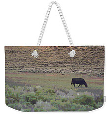 Nebraska Farm Life - The Farm Weekender Tote Bag
