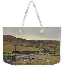 Nebraska Farm Life - The Paddock Weekender Tote Bag