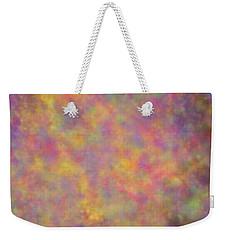 Nebula Weekender Tote Bag