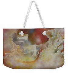 Nebulous Weekender Tote Bag