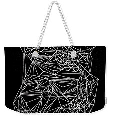 Nebulous Twice Weekender Tote Bag