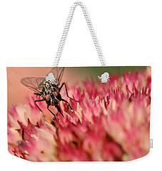 Nectar Hunt Weekender Tote Bag