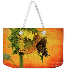 Nectar Time Weekender Tote Bag