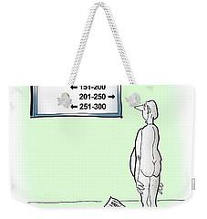 Need Directions Weekender Tote Bag