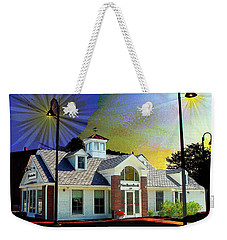 Needham Bank Ashland Ma Weekender Tote Bag