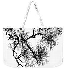 Needles II Weekender Tote Bag