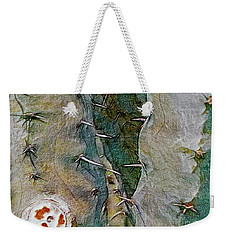 Needles In The Desert Weekender Tote Bag