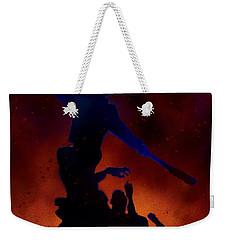 Negan Inferno Weekender Tote Bag