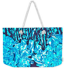 Negative Space  Weekender Tote Bag