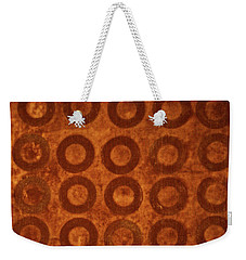 Negative Space Weekender Tote Bag by Cynthia Powell