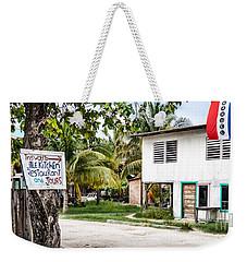 Neglected In Paradise Weekender Tote Bag