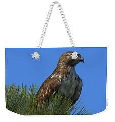 Neighborhood Look Out Weekender Tote Bag