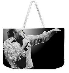 Neil Diamond Reaching Out Weekender Tote Bag