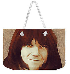 Neil Young, Music Legend Weekender Tote Bag