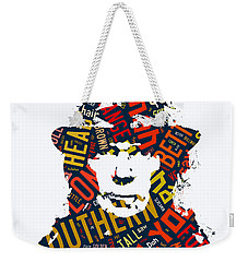 Neil Young Southern Man Weekender Tote Bag