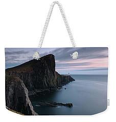 Neist Point Sunset - Isle Of Skye Weekender Tote Bag