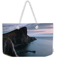 Neist Point Sunset - Isle Of Skye Weekender Tote Bag