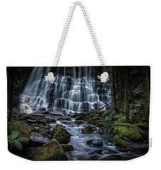 Nelson Falls Weekender Tote Bag