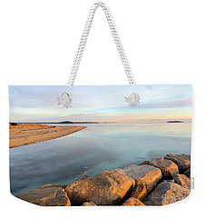 Nelson Park Freeze Weekender Tote Bag