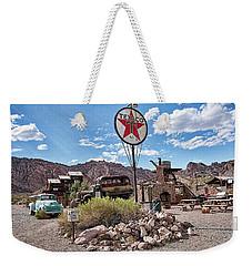 Nelson Texaco  Weekender Tote Bag