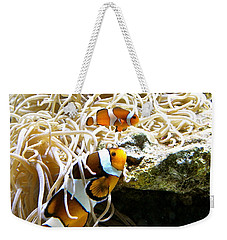 Nemo And Marlin Weekender Tote Bag