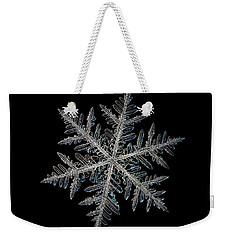 Neon, Black Version Weekender Tote Bag