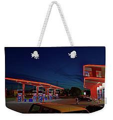 Neon Gas Weekender Tote Bag